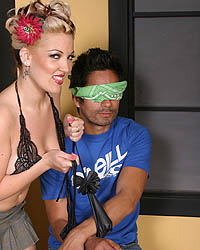 Another Silly Cuckold With John Black Cock Video