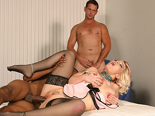 Ace and Bo Candy Monroe Cuckold Queen Scene