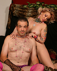 Ace and Les Moore Biw Cuckold