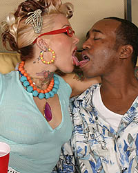 Free Blacks On Blondes Ace And The CuckBoy
