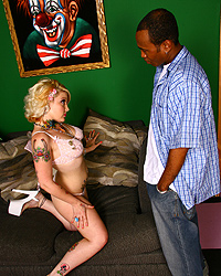 Ace and the Cuckold Gauge Interracial
