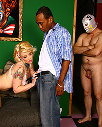 Ace and the Cuckold Aurora Snow Blacks On Blondes