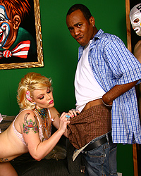 Ace and the Cuckold Mandingo Redhead