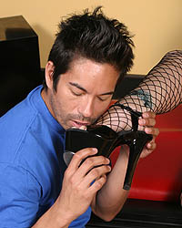 Angel Long Blacks On Blondes Another Silly Cuckold With John
