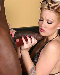 Another Silly Cuckold With John Deep Throat Black Cock