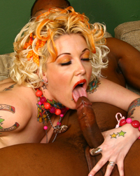 Tone and David Kylie Ireland Blacks On Cougars